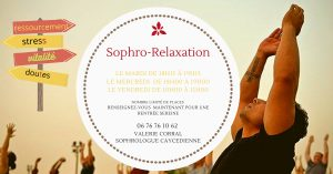 valerie corral sophrologue sophrologie groupe collectif relaxation gestion stress chambery bassens 73